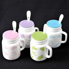 porselen-kavanoz-kapakli-kasikli-mug-bardak-dortlu-cekim