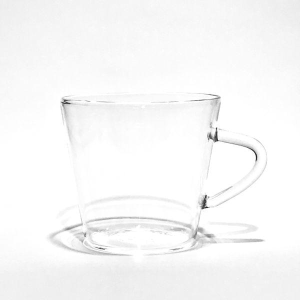 Borosilikat cam kupa